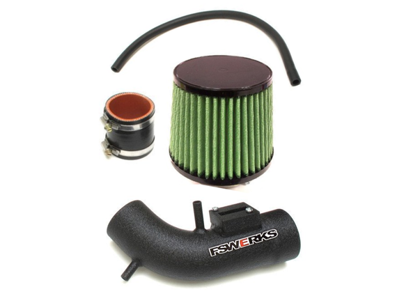 FSWERKS Green Filter Cool-Flo Air Intake System - Ford Fiesta TiVCT 1.6L 2011-2013