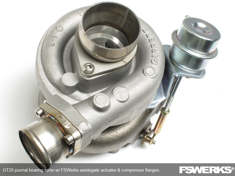 Fswerks Turbocharger Kit Ford Focus 2 0l Zetec