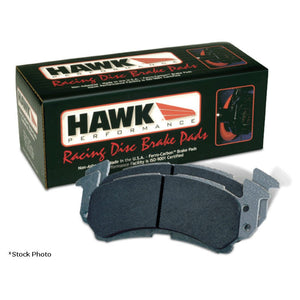Hawk Performance HP Plus Front Brake Pads - Ford Focus Duratec 2005-2007
