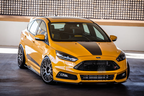 FSWERKS SEMA 2015 Ford Focus ST Decal Kit