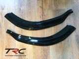 TRIPLE R COMPOSITES REAR SKIRTS/SPATS -  FORD FOCUS ST 2013-2014