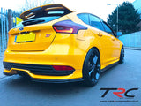 TRIPLE R COMPOSITES REAR SKIRTS/SPATS -  FORD FOCUS ST 2015-2018