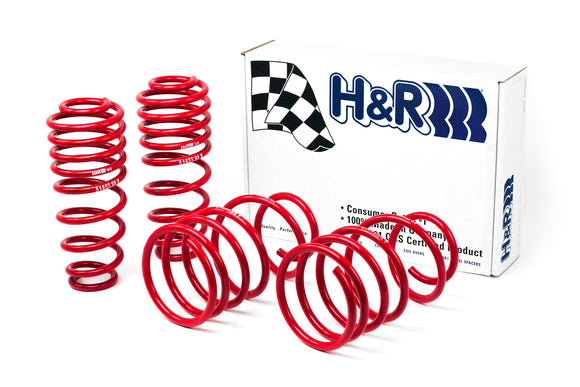 H&R H&R Race Springs - Ford Focus ZX3/ZX5/SVT/Sedan - 1