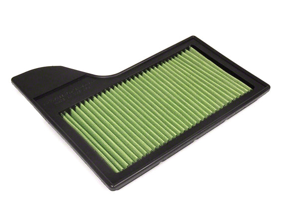 Green Filter 7275 Green Filter Air filter - Ford Mustang 2015 2.3L/V6/V8 - 1