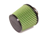 Green Filter Green Filter High Performance Cone Air Filter - Replacement for Fiesta Intakes - 4