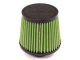 Green Filter Green Filter High Performance Cone Air Filter - Replacement for Fiesta Intakes - 2