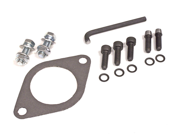 FSWERKS Turbo to Downpipe bolt kit - Ford Focus 2.0L 16v Zetec