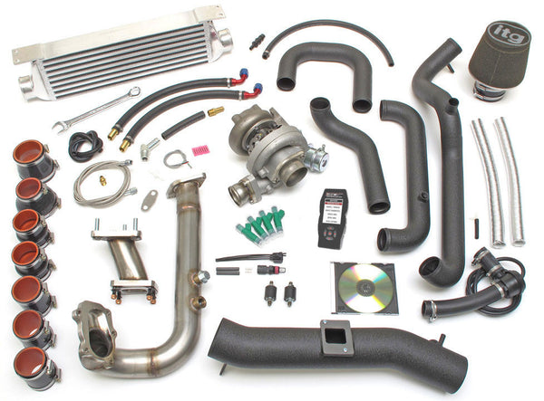 Fswerks Turbocharger Kit