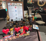 Lucky Dog Hot Sauce Takes Home 3 Golden Chiles at the 2017 Fiery Food Challenge!