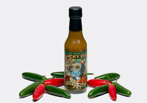 Dia Del Perro - Mild Alderwood Smoked Serrano Pepper Sauce 5 OZ