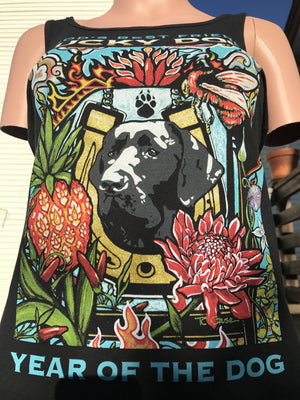 Women's Year of the Dog Tank-Top