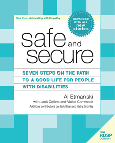 Safe and Secure: 2015 Expanded RDSP Edition (BC)