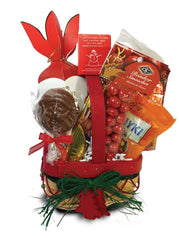 Blitzen's Treats - Christmas Gift Basket