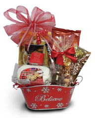 Merry Christmas Neighbour Gift Basket