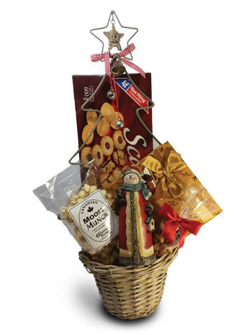O Christmas Tree Christmas Gift Basket