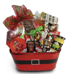 St. Nick Christmas Gift Basket