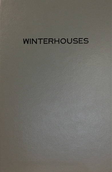 Michael Benjamin Brown - WINTERHOUSES