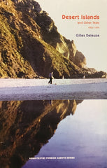 Desert Islands and Other Texts - Gilles Deleuze