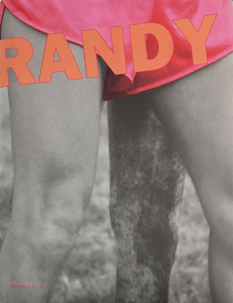 Randy Issue #1