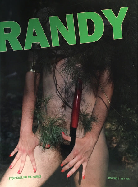 Randy Issue #3