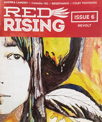 Red Rising Magazine: Issue 6 REVOLT