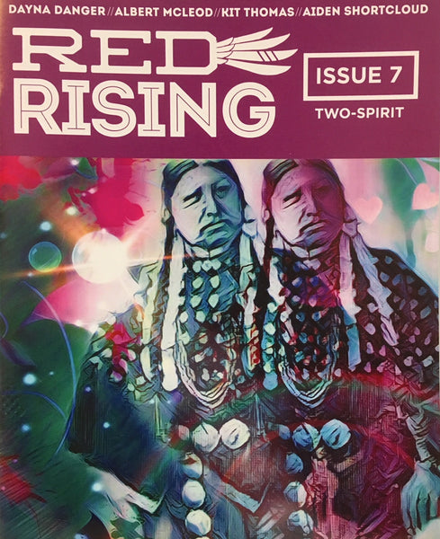 Red Rising Magazine: Issue 7 TWO-SPIRIT