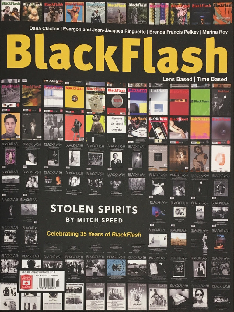 BlackFlash Magazine: Issue 35.1