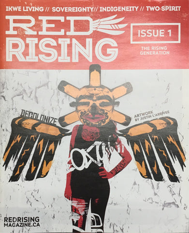Red Rising Magazine: Issue 1 The Rising Generation