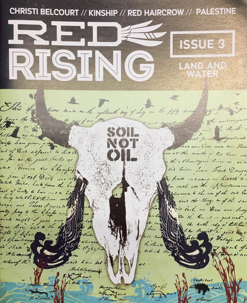 Red Rising Magazine: Issue 3 Land and Water
