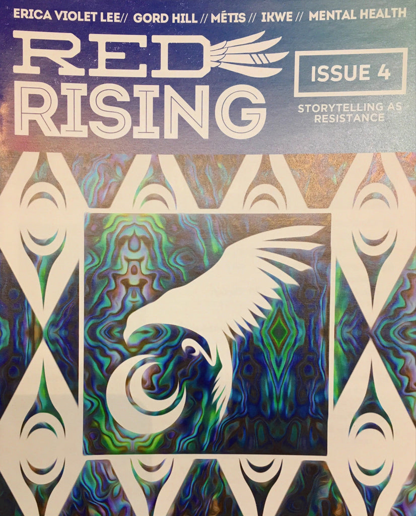 Red Rising Magazine: Issue 4 Storytelling as Resistance