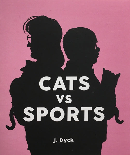 Cats vs Sports: Jonathan Dyck
