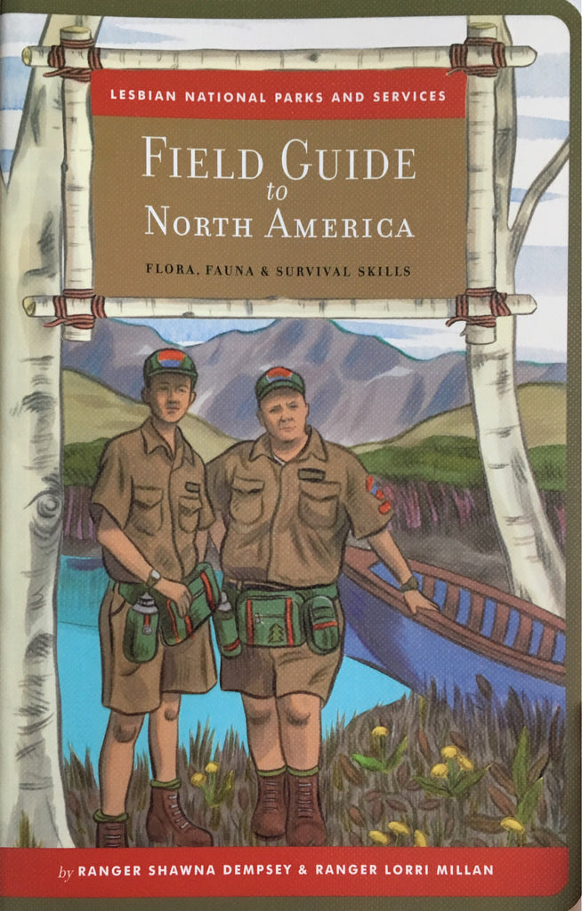 Lesbian National Parks and Services: Field Guide to North America