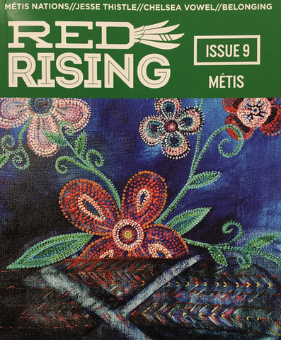 Red Rising Magazine: Issue 9 Metis