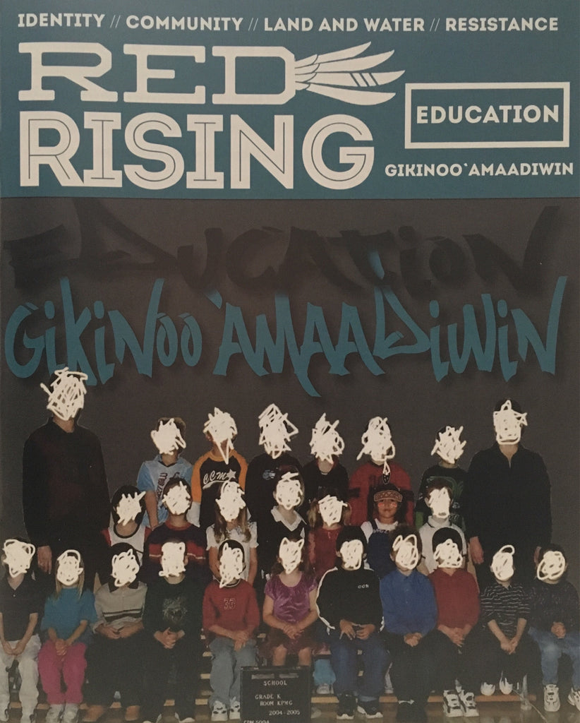 Red Rising Magazine Education Issue