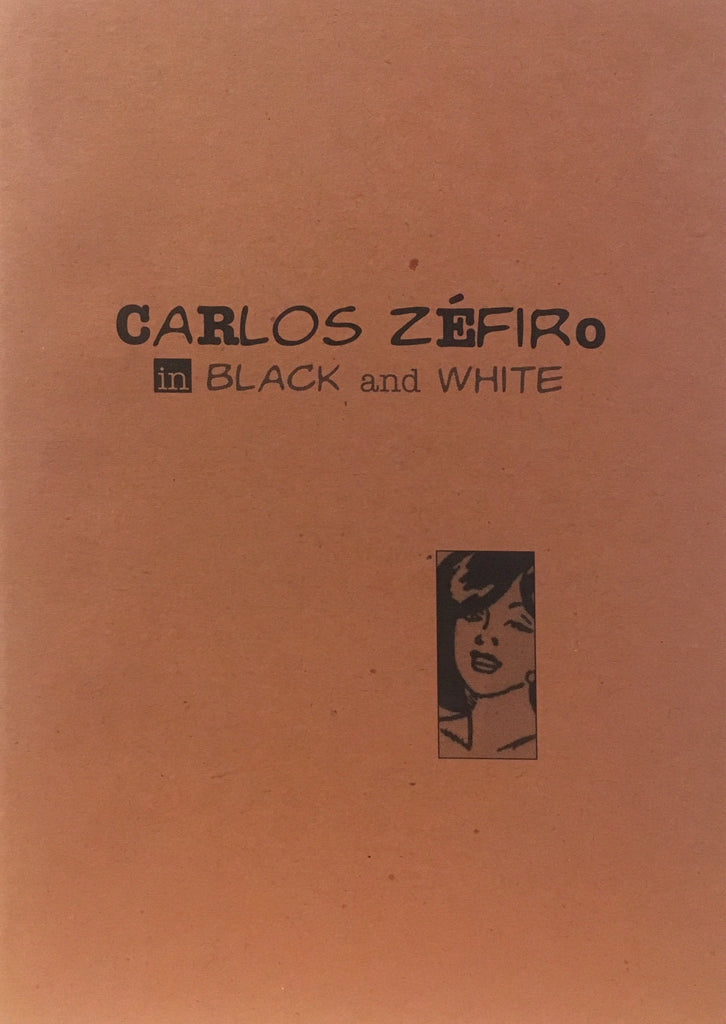 Carlos Zefiro in Black & White