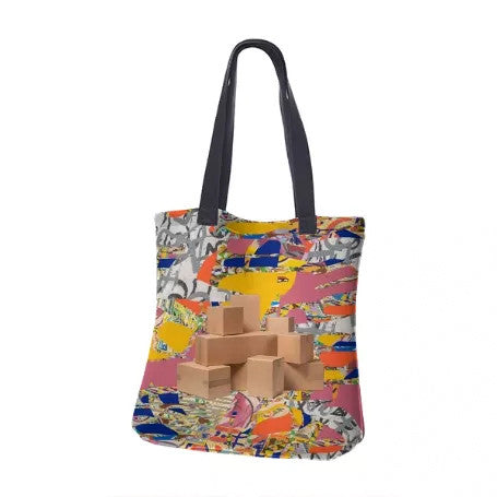 Patrick Cruz Tote: External Packaging