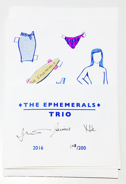 The Ephemerals: Trio