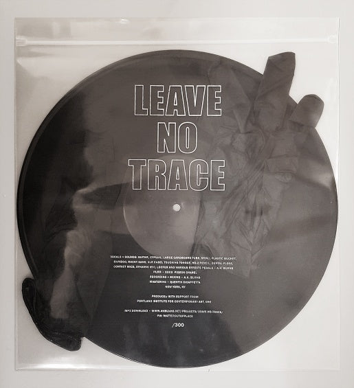 A.K. Burns: Leave No Trace
