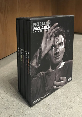Norman McLaren - L'Integrale/The Master's Edition