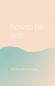 how to be soft: alize zorlutuna