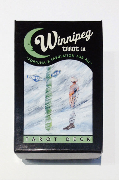 Winnipeg Tarot Cards