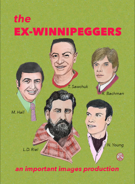 The Ex-Winnipeggers card set