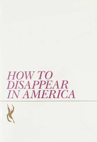 Seth Price: How to Disappear in America