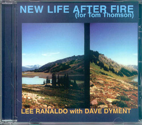 Dave Dyment 'New Life After Fire' CD