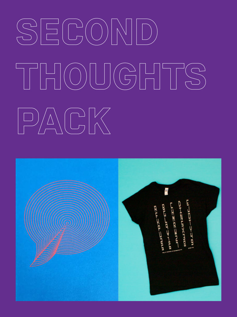 SECOND THOUGHTS pack