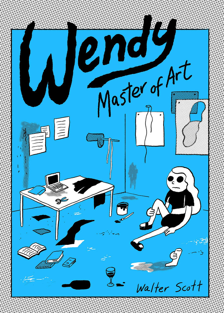 Wendy |  Master of Art