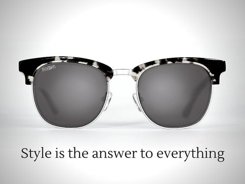 Style is the answer to everything