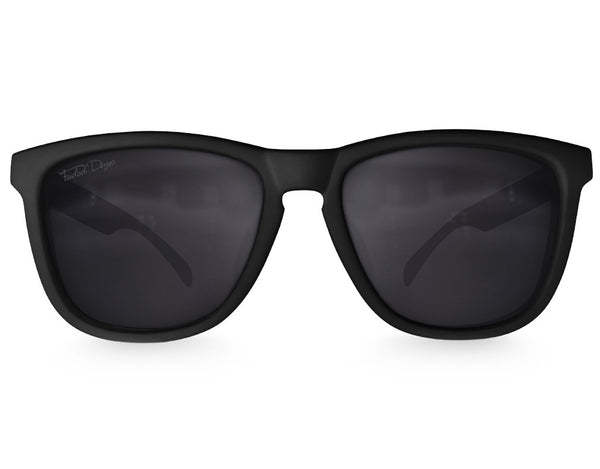 Blackout Wayfarer Sunglasses