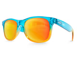 Neptune Sunset Large Frame Sunglasses - Faded Days
