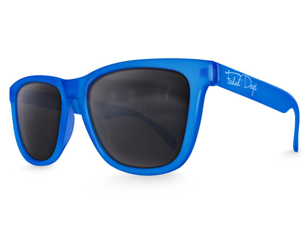 Blue Haze Wayfarer Sunglasses